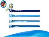 Kids Collage PowerPoint Template#3