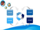 Kids Collage PowerPoint Template#6