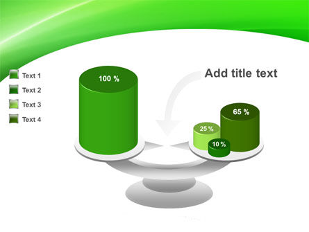 Emerald Green PowerPoint Template Slide 10