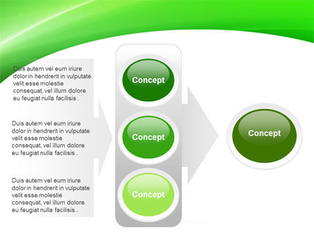 Emerald Green PowerPoint Template Slide 11