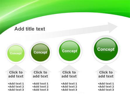 Emerald Green PowerPoint Template Slide 13