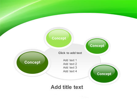 Emerald Green PowerPoint Template Slide 16