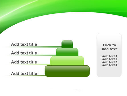 Emerald Green PowerPoint Template Slide 8