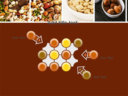 Nuts PowerPoint Template Slide 10