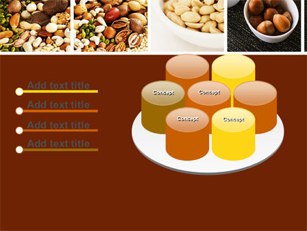 Nuts PowerPoint Template Slide 12