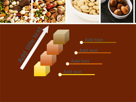 Nuts PowerPoint Template Slide 14