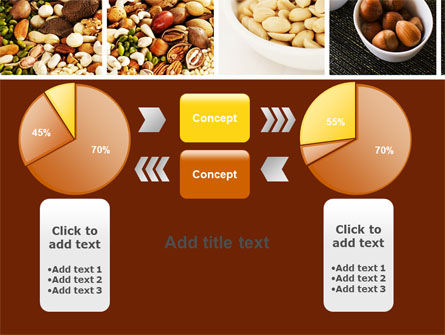 Nuts PowerPoint Template Slide 16