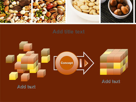 Nuts PowerPoint Template Slide 17