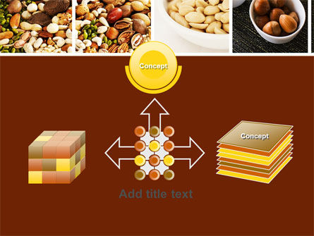 Nuts PowerPoint Template Slide 19