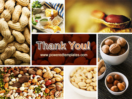 Nuts PowerPoint Template Slide 20