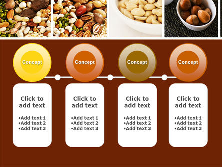 Nuts PowerPoint Template Slide 5