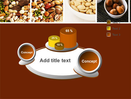 Nuts PowerPoint Template Slide 6