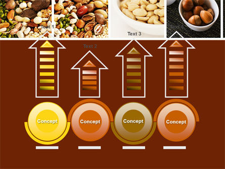 Nuts PowerPoint Template Slide 7