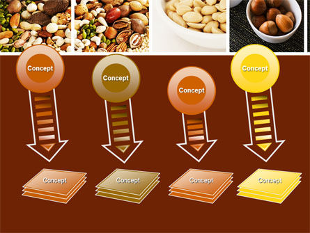 Nuts PowerPoint Template Slide 8