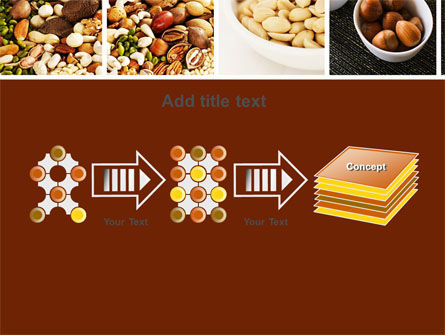 Nuts PowerPoint Template Slide 9