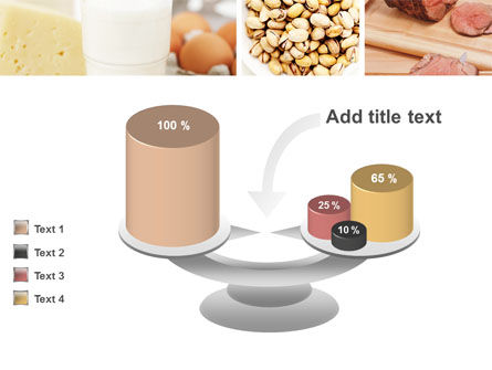 Food Protein PowerPoint Template Slide 10