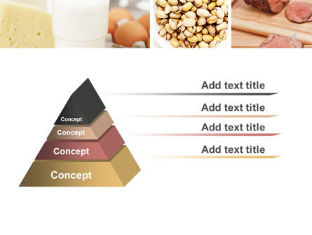 Food Protein PowerPoint Template Slide 12