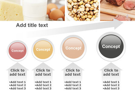 Food Protein PowerPoint Template Slide 13