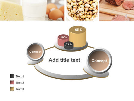 Food Protein PowerPoint Template Slide 16