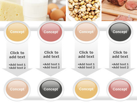 Food Protein PowerPoint Template Slide 18