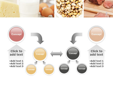 Food Protein PowerPoint Template Slide 19