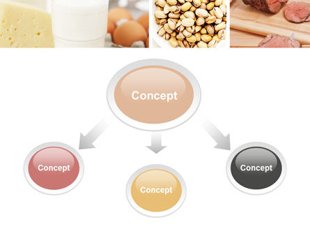 Food Protein PowerPoint Template Slide 4