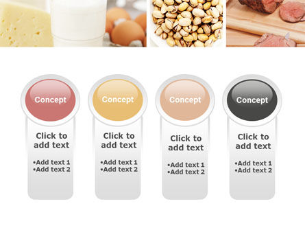 Food Protein PowerPoint Template Slide 5