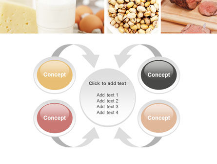 Food Protein PowerPoint Template Slide 6