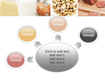 Food Protein PowerPoint Template Slide 7