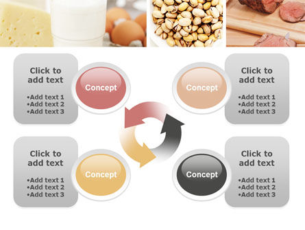 Food Protein PowerPoint Template Slide 9