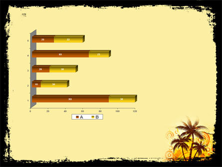 Palm Trees PowerPoint Template Slide 11