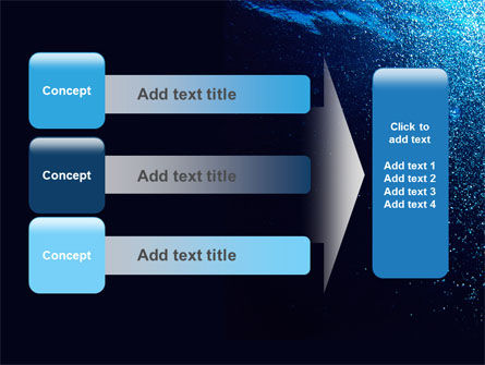 Underwater PowerPoint Template Slide 12