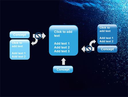 Underwater PowerPoint Template Slide 13