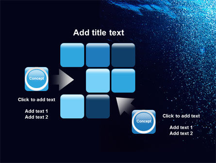 Underwater PowerPoint Template Slide 16