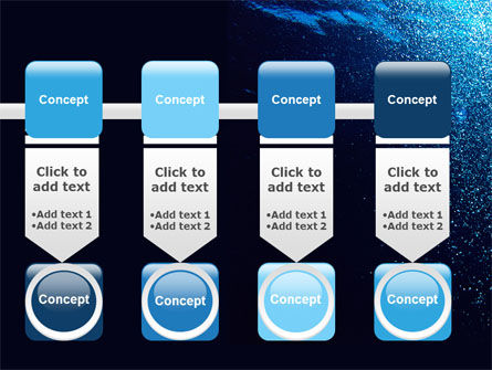 Underwater PowerPoint Template Slide 18
