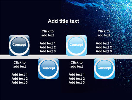 Underwater PowerPoint Template Slide 19