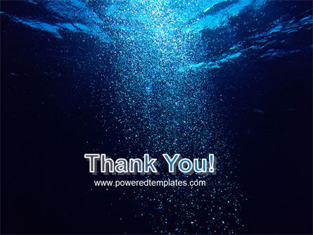 Underwater PowerPoint Template Slide 20