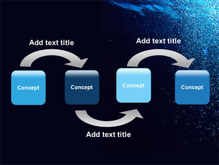 Underwater PowerPoint Template Slide 4