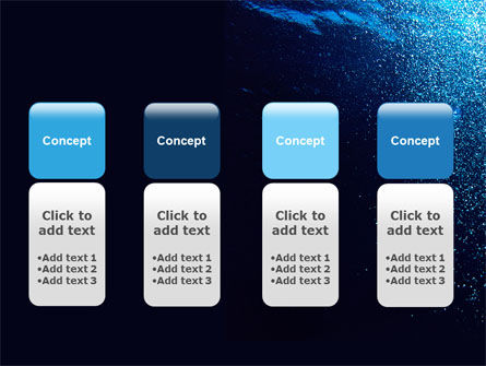 Underwater PowerPoint Template Slide 5