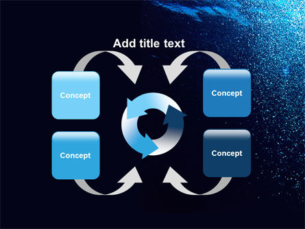 Underwater PowerPoint Template Slide 6