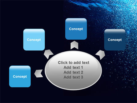 Underwater PowerPoint Template Slide 7