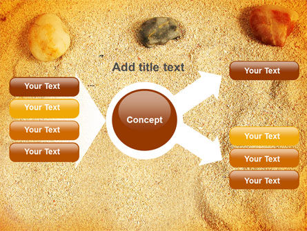 Beach Sand PowerPoint Template Slide 15