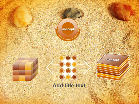 Beach Sand PowerPoint Template Slide 19
