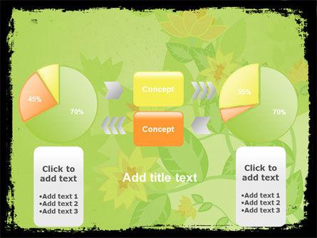 Nenuphar PowerPoint Template Slide 11