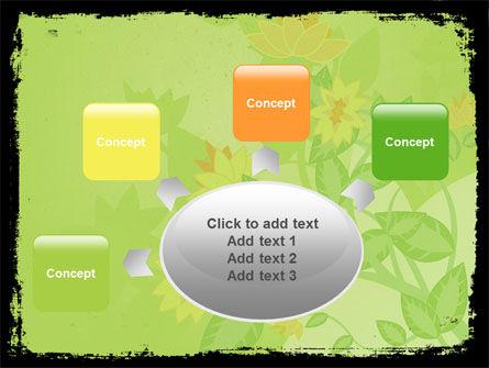 Nenuphar PowerPoint Template Slide 7
