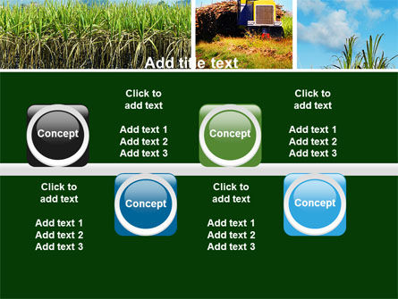 Sugar Cane PowerPoint Template Slide 19