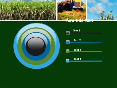 Sugar Cane PowerPoint Template Slide 9