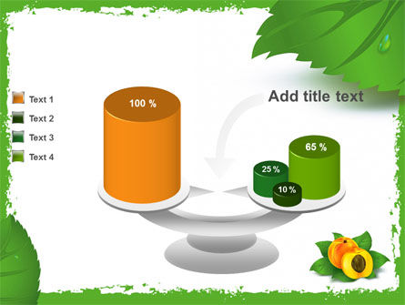 Peach PowerPoint Template Slide 10