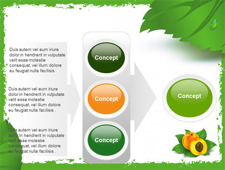 Peach PowerPoint Template Slide 11