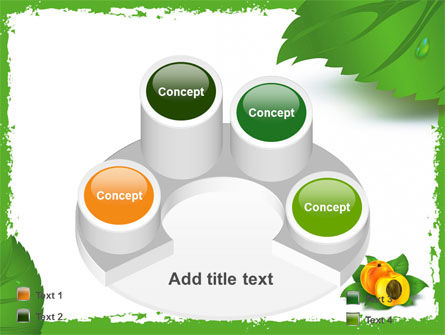 Peach PowerPoint Template Slide 12